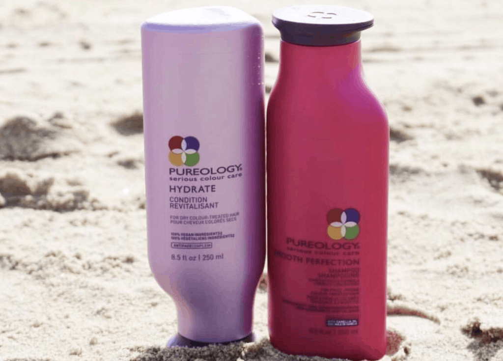 Review: Pureology Hydrate Shampoo and Conditioner (Worth the Money?) 4